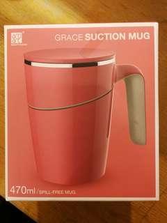 Suction (Spill-free) Mug