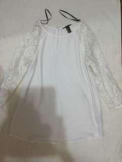 Forever21 lace longsleeves