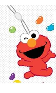 Selling Elmo special limited editions Ezlink charm fast while stock last