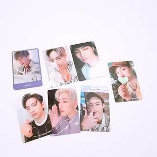 GOT7 Present You Lullaby photocard