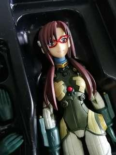 Fraulein Revoltech No.020 Makinami Mari Illustrious Old Plug Suit (Evangelion: 2.0 You Can (Not) Advance)