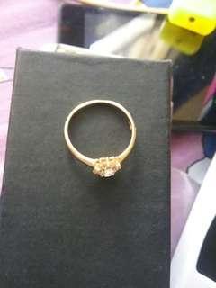 14k金戒指