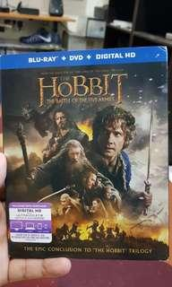 The Hobbit The Battle of the Five Armies Bluray