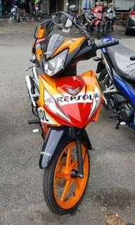Honda Dash 125 Repsol