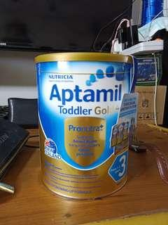 Aptamil Toddler Gold Milk Powder 1-3 years (expires jan 2020)