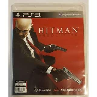 PS3 Hitman Absolution (R3)