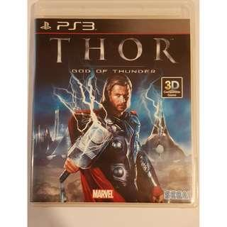 PS3 Thor - God of Thunder (R3)