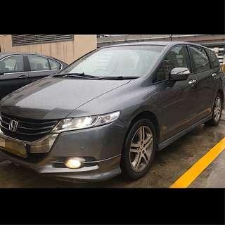 MPV for Rent Honda Odyssey 2.4 Auto