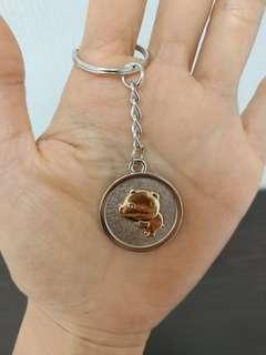 全新 十二生肖 Q版豬 匙扣