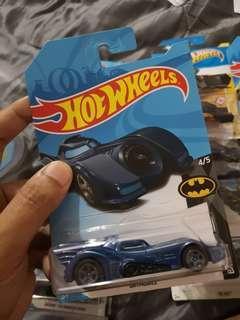 Hot Wheels Batmobile Batman Regular Treasure Hunt RTH