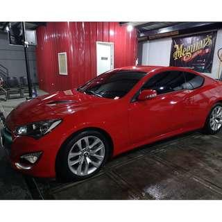 2014 Hyundai Genesis 2.0 Turbo RUSH MT - 2015 2016