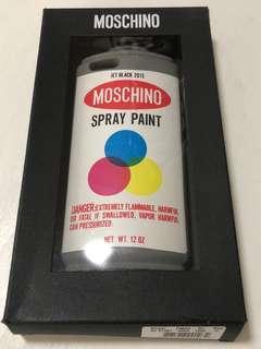二手 8成新 Moschino iPhone 6 保護套 Spray Paint
