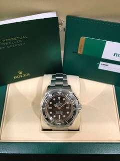 Rolex Deepsea Sea-Dweller Black *Brand New*