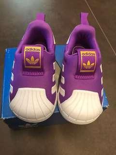 Adidas Superstar 360 for Kids (Purple)
