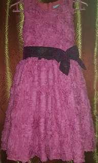 Purple Candy Fuchsia Dress Sz 8