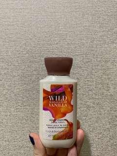 Bath & body Lotion