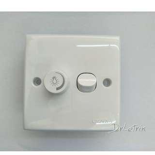 Crown Dimmer Switch