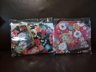 和風日式口金散子包 DIY材料包