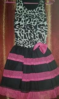 Purple Candy sz 8 Dress
