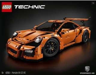 LEGO - Technic - Porsche 911 GT3 RS - 42056