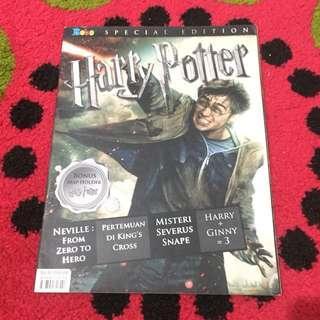Majalah Harry Potter