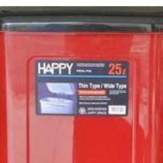 現貨全新 僅剩1台 25L公升 強強腳踏式垃圾桶/資源回收桶/收納桶/掀蓋式垃圾桶/腳踏式置物桶/收納分類桶/廚餘桶