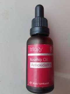 Trilogy rosehip oil Antioxidant+
