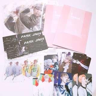 BTS Jimin LoveInOctober fansite photobook