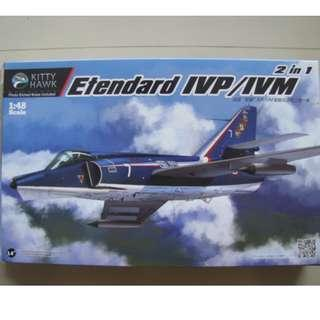 KITTY HAWK 1/48 ETENDARD IVP/IVM