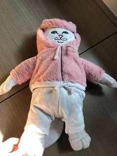 Rip&dip doll