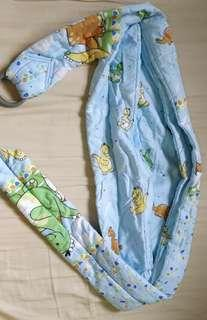 Preloved 2 Pcs Ring Sling Baby Carrier
