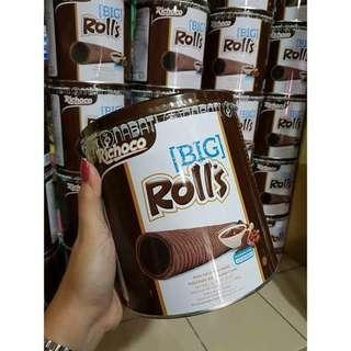 BIG ROLLS RICHOCO