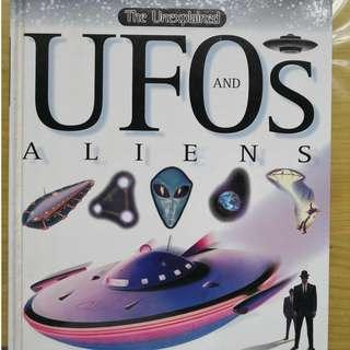 🚚 The unexplained UFOs and Aliens
