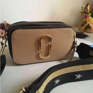 (Mirror) Marc Jacobs Snapshot Bag