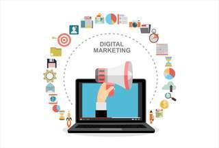 Freelance digital marketing service