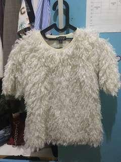 Fur top
