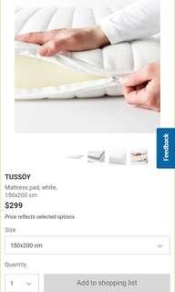 IKEA Tussoy Mattress