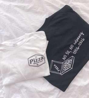 White Pizza Hawaii You T-shirt