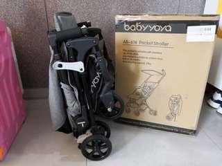 Babyyoya 輕便可摺嬰兒車