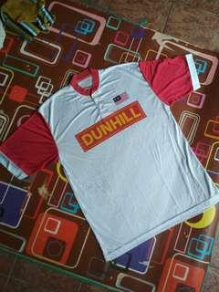 Vintage jersey Malaysia 90an (dunhill)