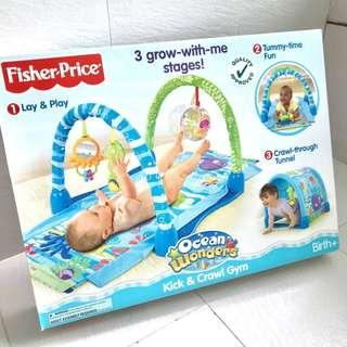 New Fisherprice playmat