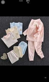 兒童綿質睡衣