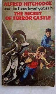 Alfred Hitchcock and The Three Investigators in The Secret of Terror Castle #cny888