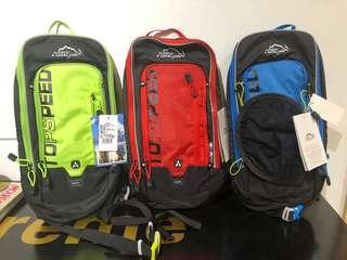 Battery/Hiking/Bicycle Back Pack 6L