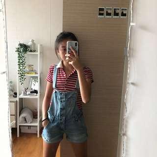 cute overalls!