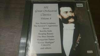 Great Orchestral Classics Vol.8