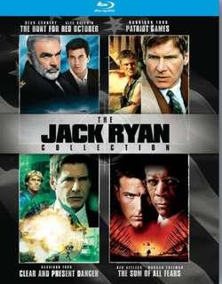 Blu ray The Jack Ryan Collection