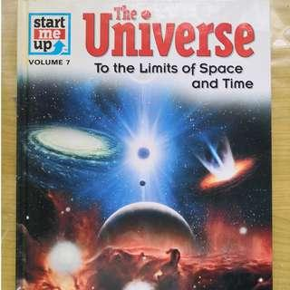 🚚 The Universe - To the Limits of Space and Time