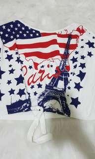 PARIS blouse #APR10