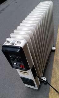 葉片電暖器 西德原裝進口